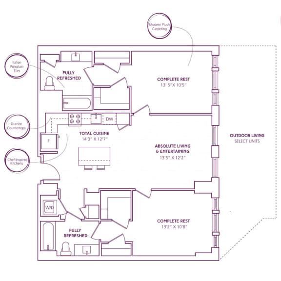 Floor Plan  B06