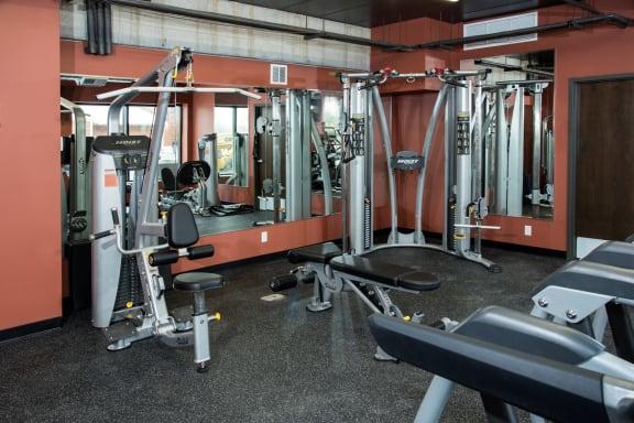Club Quality Fitness Center at Victoria Flats, Victoria