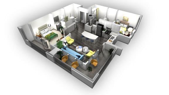 Floor Plan  B2C