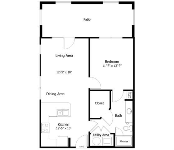 Floor Plan  4A2