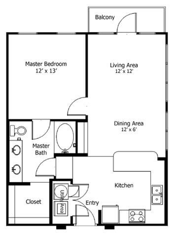 Floor Plan  5A5