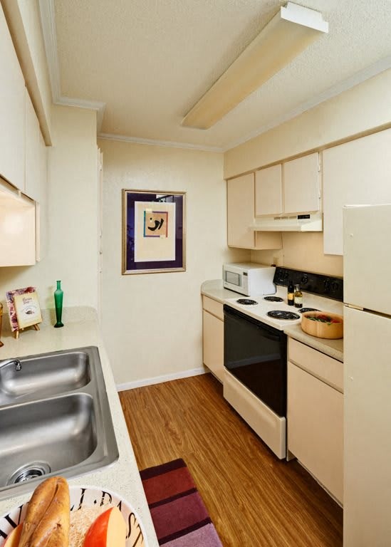 Fully Equipped Kitchen at Juniper Springs A Concierge Community, Austin, 78731