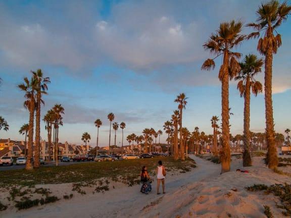 Westerly Shores California Coastal Beaches
