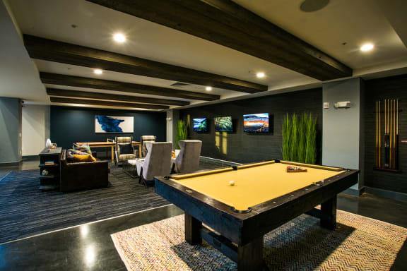 Pool and Game Room at City View Vinings Atlanta 30339