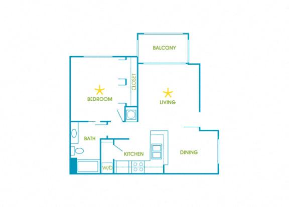 La Costa - A1 - Monte Carlo - 1 bedroom - 1 bath