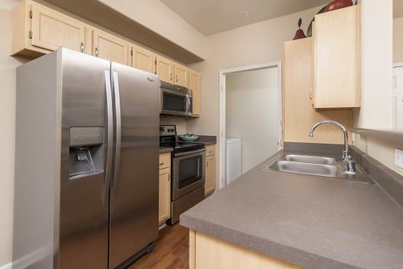 Arrowhead Landing Apartments built-in microwaves