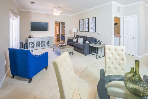 The Crossing at Alexander Place - Spacious floor plan designs