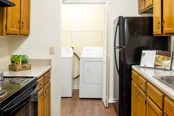 Littlestone of Village Green Apartments - Washer and Dryer in each unit