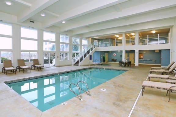 Vintage at Everett Indoor Pool