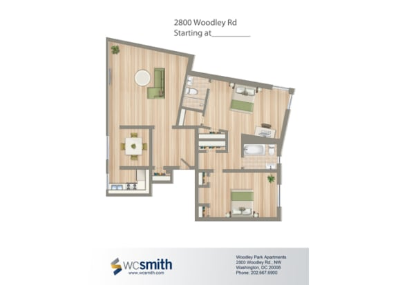 1150-Square-Foot-Two-Bedroom-Apartment-Floorplan-Available-for-Rent-2800-Woodley-Road