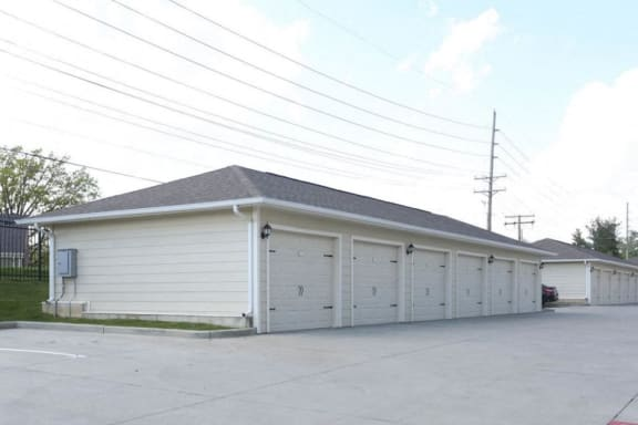 Detached Garages