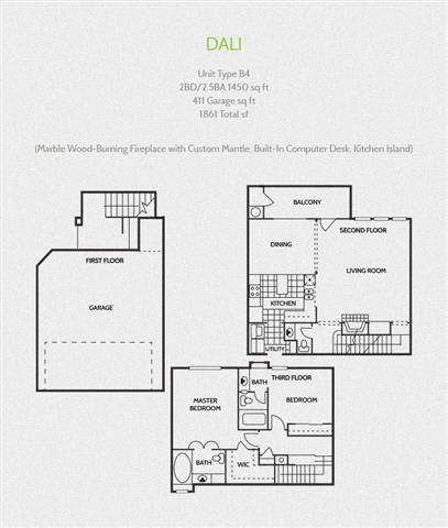 dali round rock luxury apartments,  Round Rock, TX