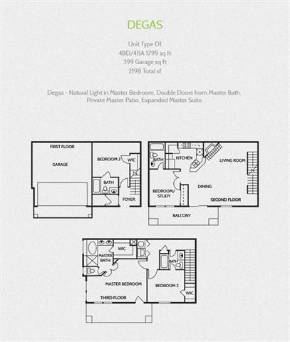 degas round rock luxury apartments