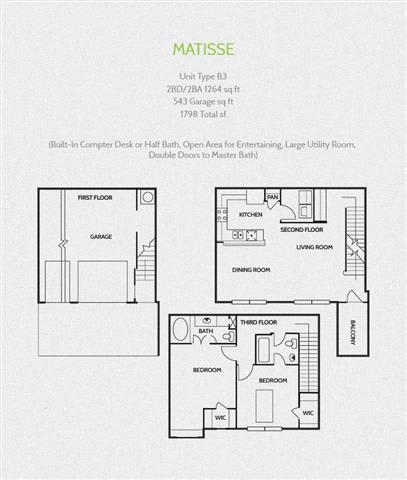 matisse round rock luxury apartments Round Rock 78681