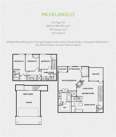 michelangelo round rock luxury apartments