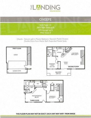 okeefe round rock luxury apartments