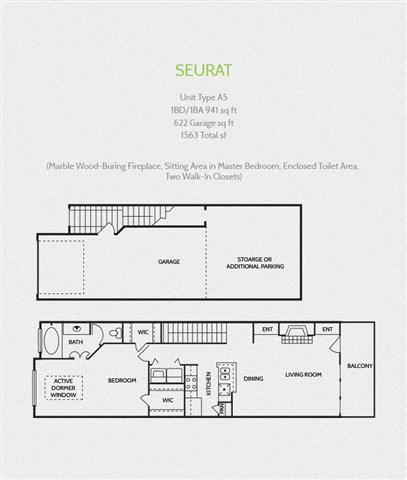 seurat round rock luxury apartments, Texas, 78681