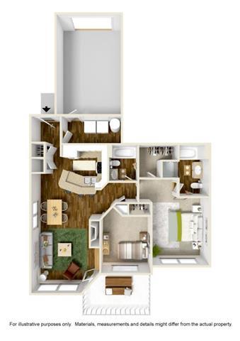 Floor Plan at Willina Ranch, Washington, 98011