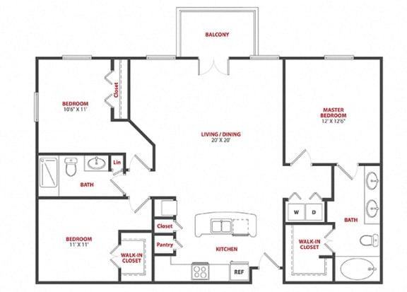 Floor Plan  Orleans