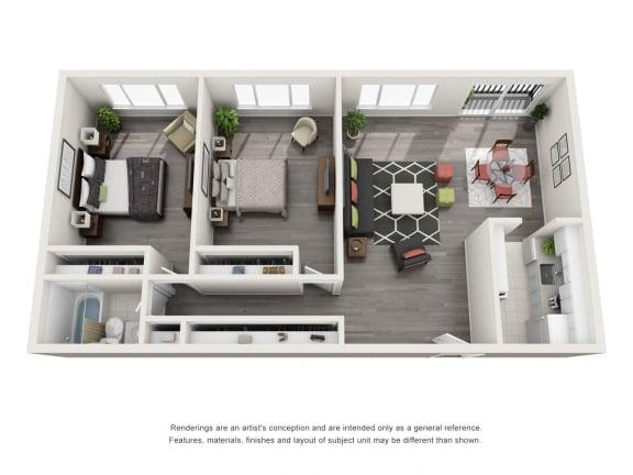 Floor Plan  The Belvedere