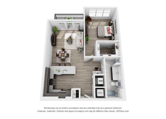 Devon Floorplan