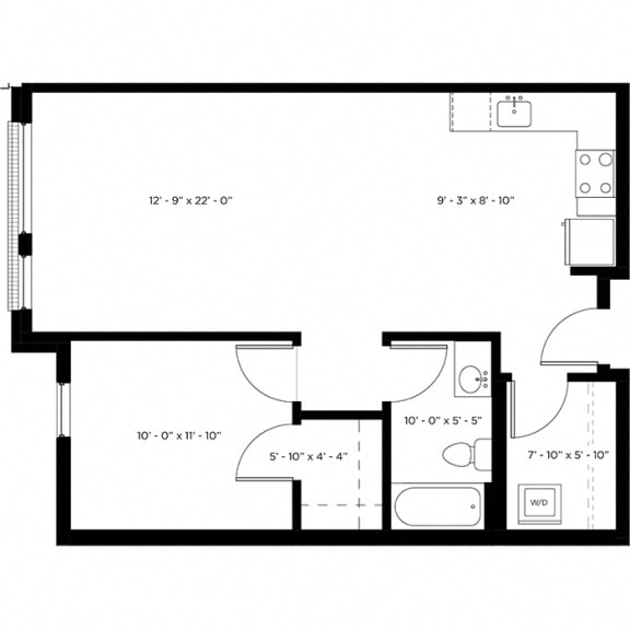 Atlas 1A Floor Plan