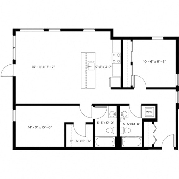 Atlas 2K Floor Plan