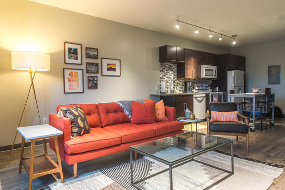 Furnished Units Available at Bakery Living, Pittsburgh