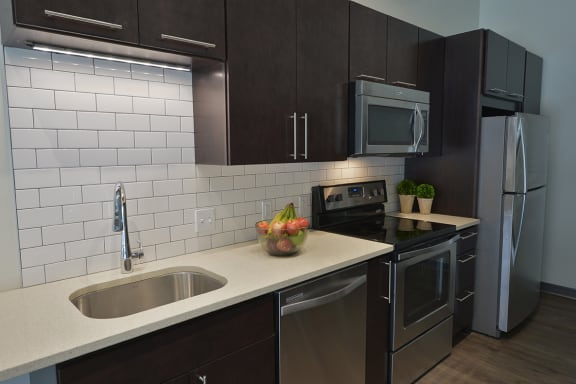 Modern Backsplash at Bakery Living, PA 15206