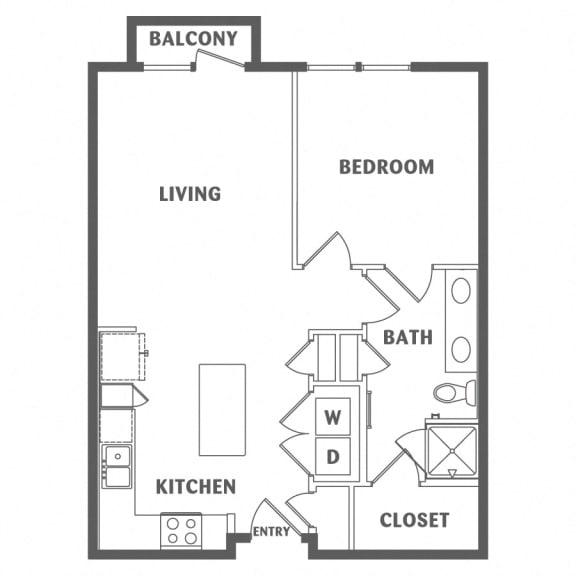 one bedrooom downtown san antonio apartments