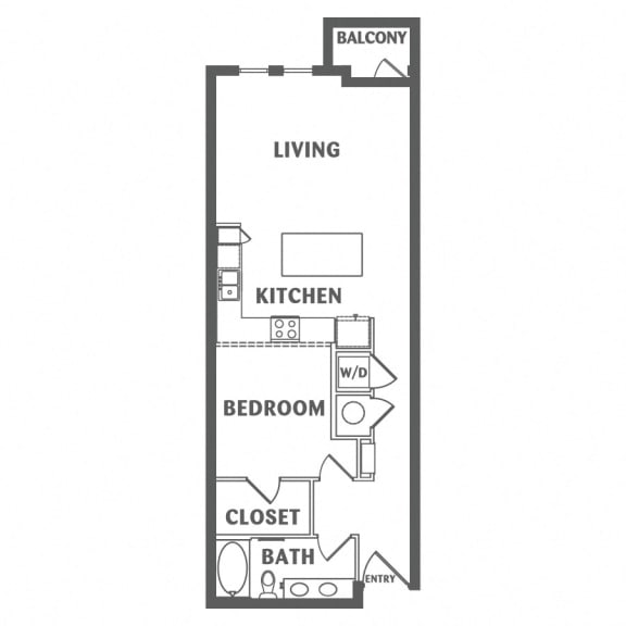 one bedroom downtown san antonio apartments