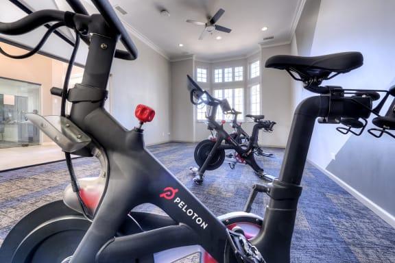 Brand New Peloton Bike Room at Carol Stream Crossing, Carol Stream, Illinois