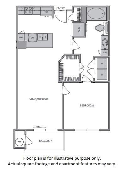 Floor Plan  B Floor Plan at Windsor Lantana Hills, Texas