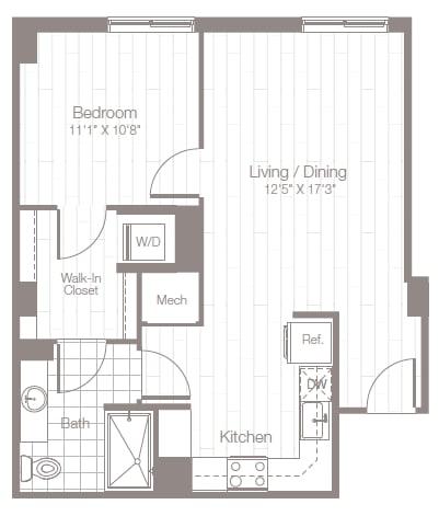 Floor Plan  A05