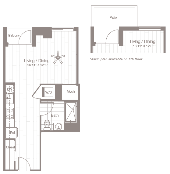Floor Plan  S2