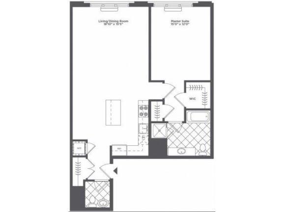 Floor Plans Of Infinity In Edgewater Nj