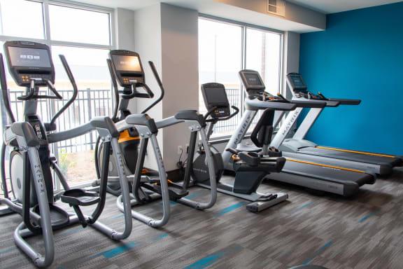 24/7 Fitness & Cardio Center at The Edison at Avonlea, Lakeville, Minnesota
