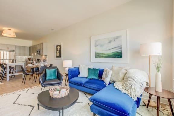 Modern Living Room at Centro Arlington, Arlington
