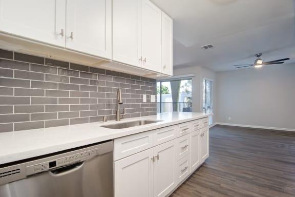 Unit Image Kitchen at Parc at 5 Apartments, Downey