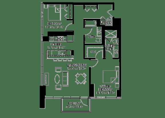 Floor Plan  2.5