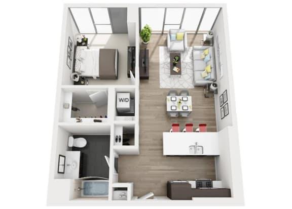Floor Plan  1.5