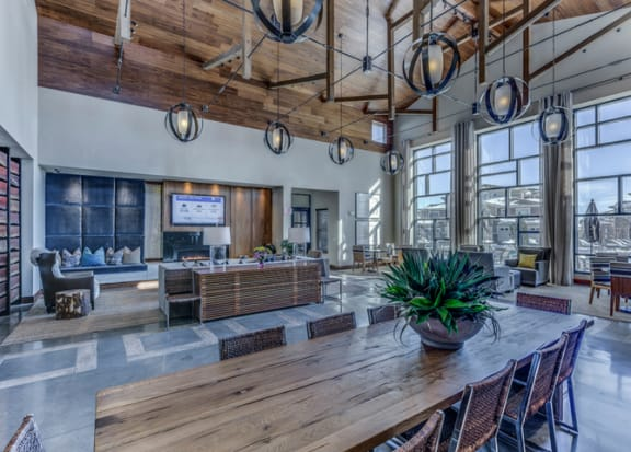 Renovated Clubhouse at Retreat at the Flatirons, Broomfield, 80020