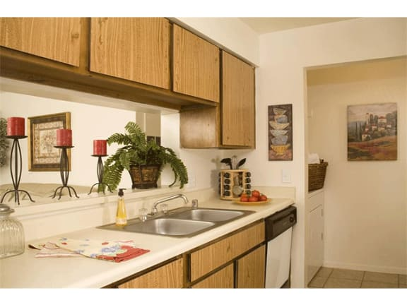Fully Equipped Kitchen at Aviare Place