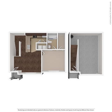 Floor Plan at Orion McCord Park, Little Elm, TX, 75068