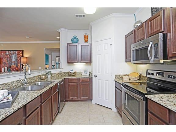 Kitchen Appliances at Orion McKinney