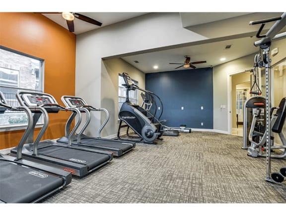Fitness Center at Orion McKinney