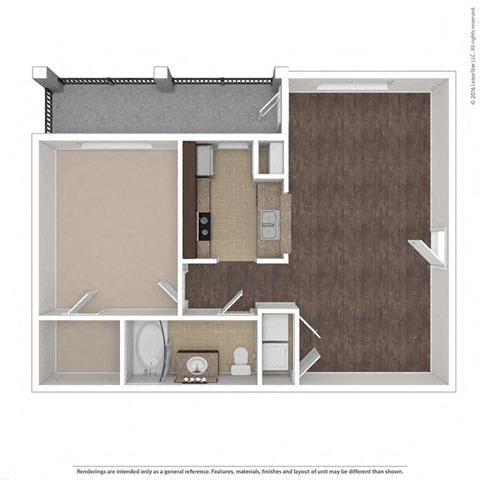 Floor Plan at Orion McKinney, McKinney, Texas