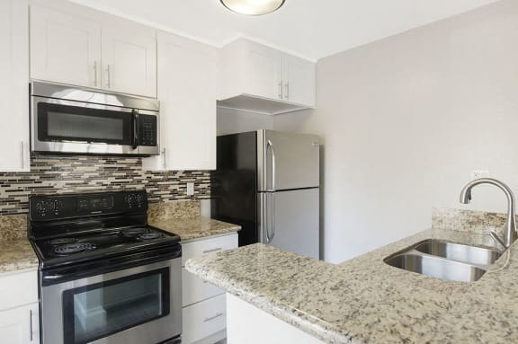 Stainless Steel Appliances at The Trails at San Dimas, CA, 91773