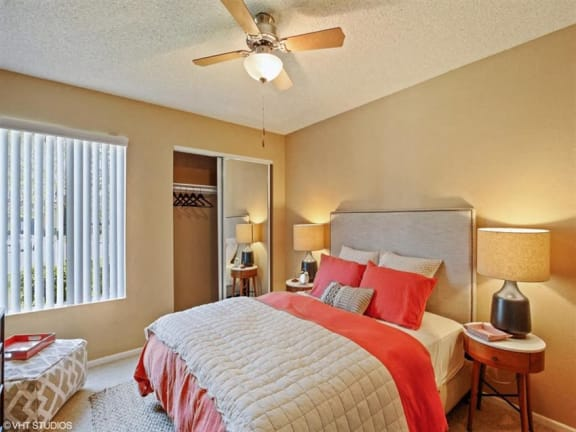 Featured Ceiling Fans at Trails at San Dimas