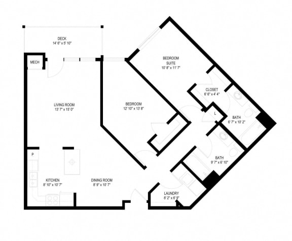 Waterstone Apartments in Minnetonka, MN H The Mallard
